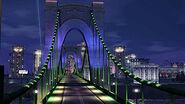Bridgeport bridge view