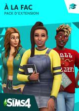 Les Sims 4: À la fac