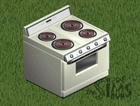 Image result for sims stove