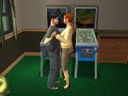 Eileen and Dalton Dancing