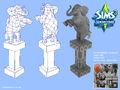 Les Sims 3 Showtime Concept art 25