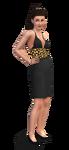 Les Sims 3 console Render 3