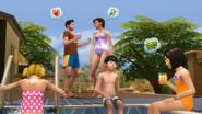 Les Sims 4 Mise à jour Piscines 02