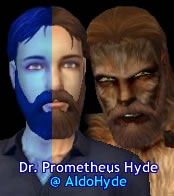 Prometheus-hyde