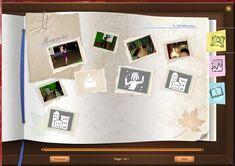Sims 3 Scrapbook