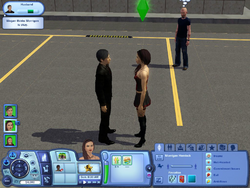 TS3 Generations Socializing
