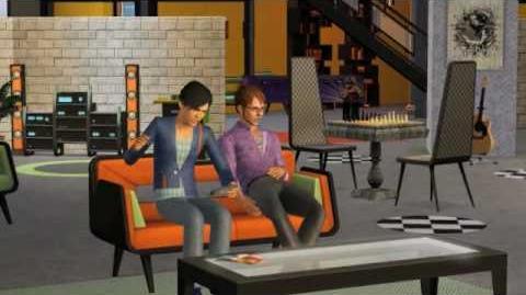 Trailer Les Sims 3 Inspiration Loft