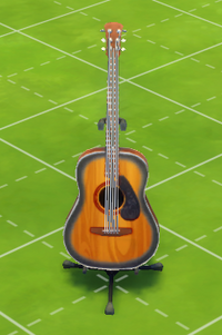 Pied Piper Acoustic Guitar