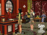 The Sims 2 Bon Voyage Screenshot 26