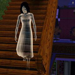 Un Sim que murió de la <a href=