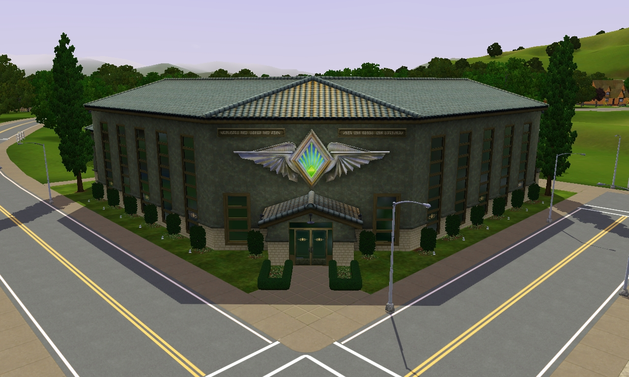 Military Base The Sims Wiki Fandom Powered By Wikia