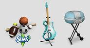 Les Sims 3 Concept art 38