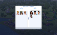 Manage Worlds Transferring Sims