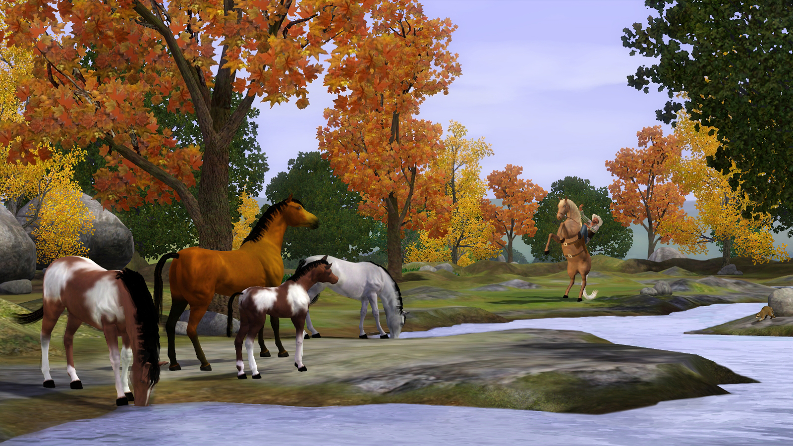 Horse  The Sims Wiki  Fandom Powered By Wikia-1577