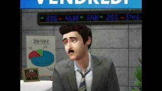 Teaser Les Sims 4 Détente au spa