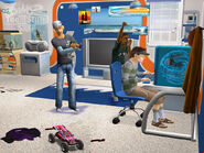 The Sims 2 Teen Style Stuff Screenshot 03