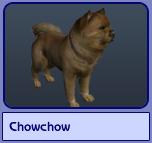 Chowchow (Sims 2)