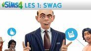 De Sims 4 Academy Les 1 Creëer-een-Sim, Swagger