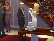 Dina og Michael sitt bryllup