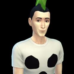 Hector Cobaye (Les Sims 4)