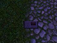 Meteor Death Tombstone