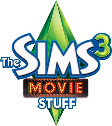 File:The Sims 3 Movie Stuff Logo.png