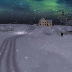 Al igual que Islandia, tiene el fenómeno de la Aurora Boreal