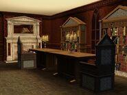 Bibliothèque gothique 03