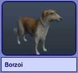 Borzoi (Sims 2)