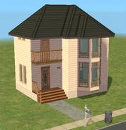 European Townhouse - 1BR 1BA