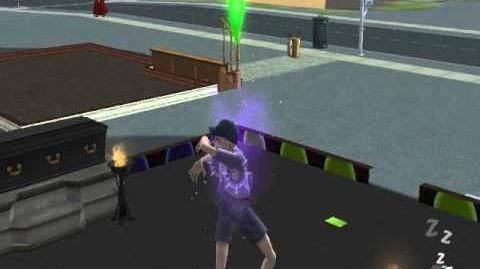 Guérison du vampirisme (Les Sims 2)