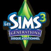 Logo Les Sims 3 Générations