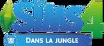 Logo Les Sims 4 Dans la jungle