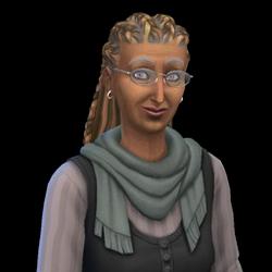 Minerva Charm