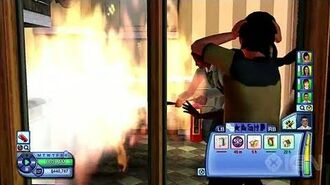 The Sims 3 PS3 - Quake Maker-0