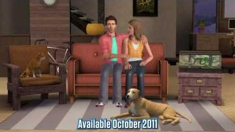 The Sims 3 Pets Trailer (HD) Leaked