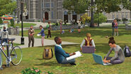 The Sims 3 University Life Screenshot 12