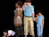 Cho family (Hidden Springs)