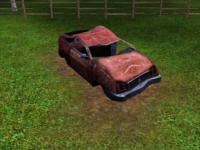 File:Junked Car (front).jpg