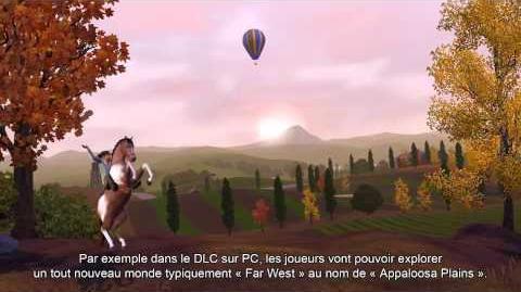 Les Sims 3 Animaux & Cie @ GamesCom