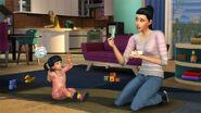Les Sims 4 Mise à jour Bambins 2