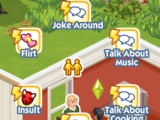 Relationship (The Sims Social)