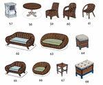 Création kit Les Sims 4 par fans - Vote contenu 5