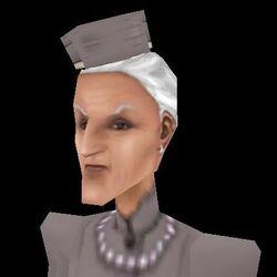 Agnès Ladentelle (Les Sims)