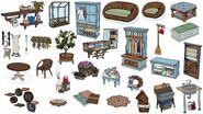 Création kit Les Sims 4 par fans - Objets gagnants