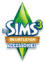 De Sims 3 Buurtleven Accessoires Logo