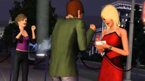 Los Sims 3 Al caer la noche - Nuevo trailer