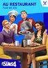 Packshot Les Sims 4 Au Restaurant (V2)