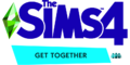The Sims 4 Get Together Logo