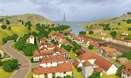 Champs Les Sims Landscape 01